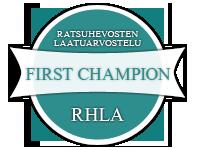 First Champion